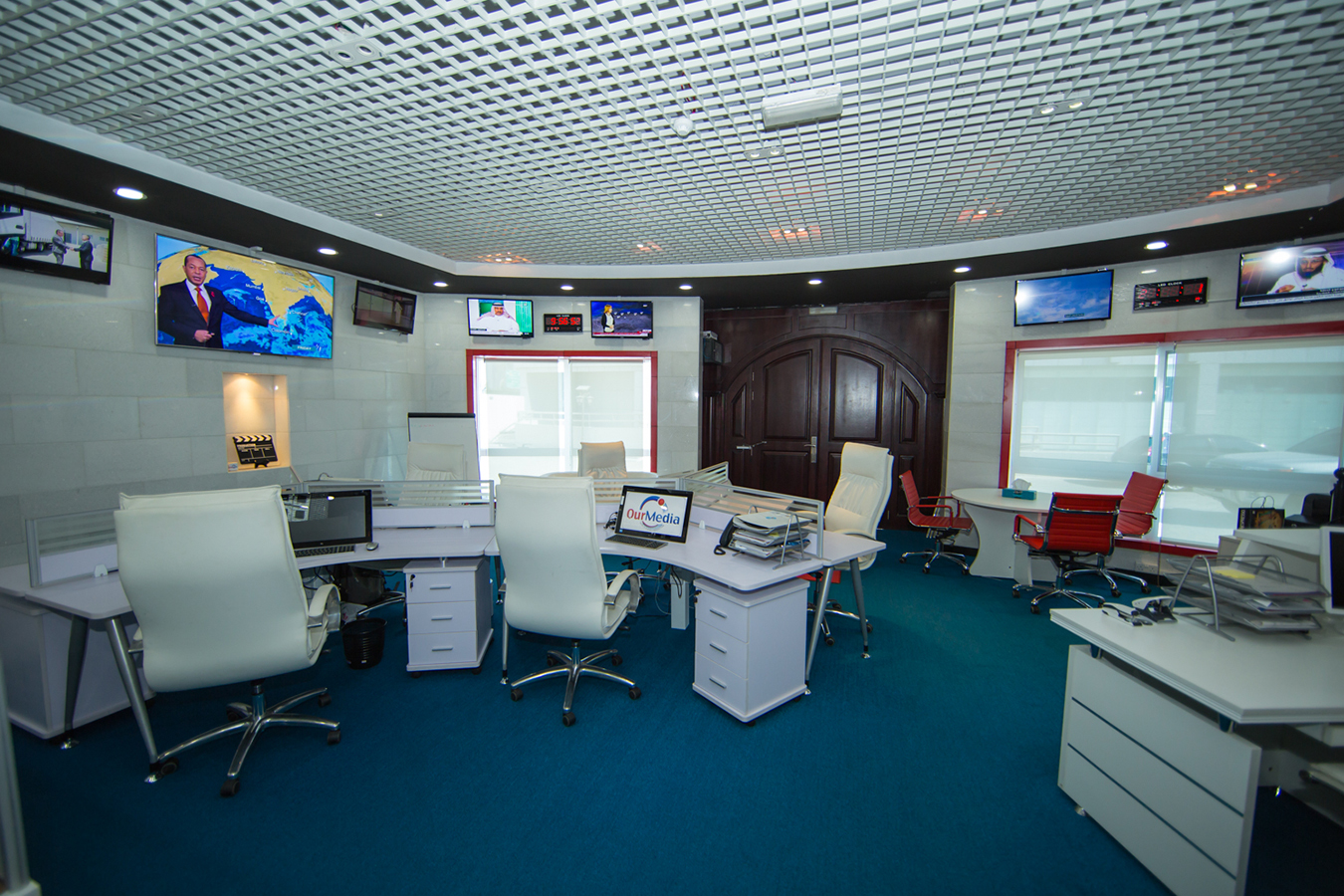 Our Media News team provides services to news broadcaster around the globe. We have our own stringers network around the globe which is connected to central news room. Monitoring of national and international News channels is available at our news room, while the reporters utilize the Internet and telephone facilities.